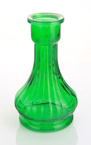 SALE NEW GREEN MEDIUM GENIE VASE Hookah Shisha Narguile Water Smoking Pipe