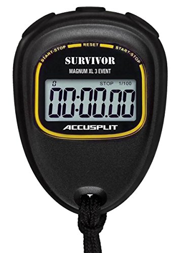 - ACCUSPLIT Survivor - S3E EVENT Stopwatch with Magnum Display