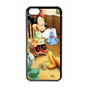 iPhone 5c Cell Phone Case Black Mickey Mouse 14 Yjkos