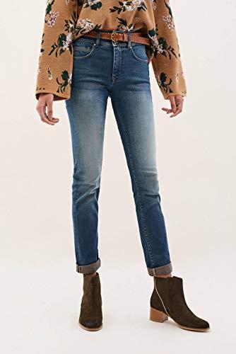 Cintura Blu Salsa Di Slim Jeans Offerta Secret Con fvq8Ig8Hwx