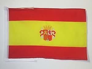 AZ FLAG Bandera de ESPAÑA del Bando SUBLEVADO 1936-1938
