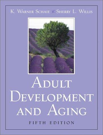 Adult Development+Aging