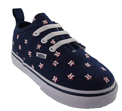 1324996b7e2 Houston Astros Footwear. Vans x MLB Authentic ...