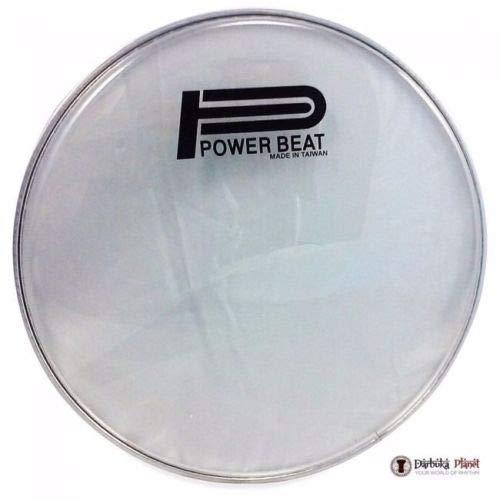 The Transparent Drum skin PowerBeat 9'' Skin for NG/Sombaty Darbuka Doumbek