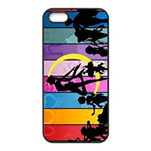 Case for iPhone 5s,Cover for iPhone 5s,Case for iPhone 5,Hard Case for iPhone 5s,Cover for iPhone 5,Sailor Moon Design TPU Hard Case for Apple iPhone 5 5S