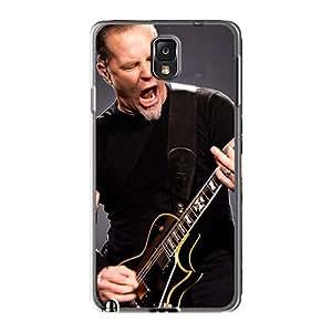CristinaKlengenberg Samsung Galaxy Note3 Bumper Hard Phone Cover Allow Personal Design Vivid Metallica Image [RZU6622mjFn]