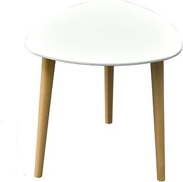 Amazon Com Nubao Solid Wood Side Small Coffee Table Simple Modern