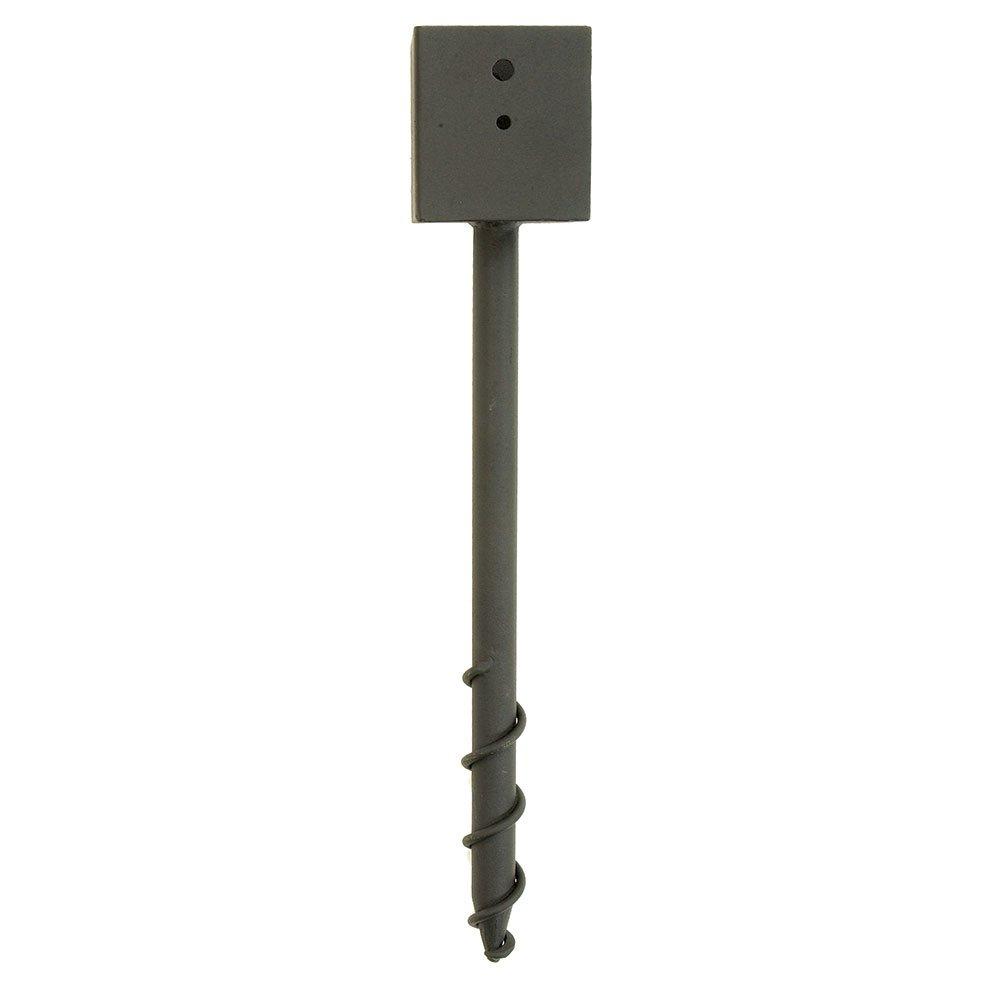 Achla Designs Ground Screw Bracket for 4x4-in Fence Post