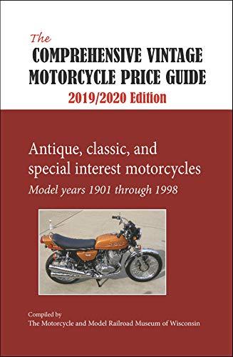 - Comprehensive Vintage Motorcycle Price Guide 2019-2020