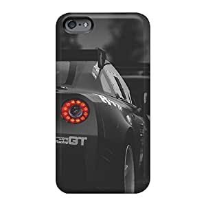 Protector Hard Cell-phone Cases For Apple Iphone 6 Plus (tar2731XlHH) Unique Design Stylish Nissan Gtr Racing Pattern
