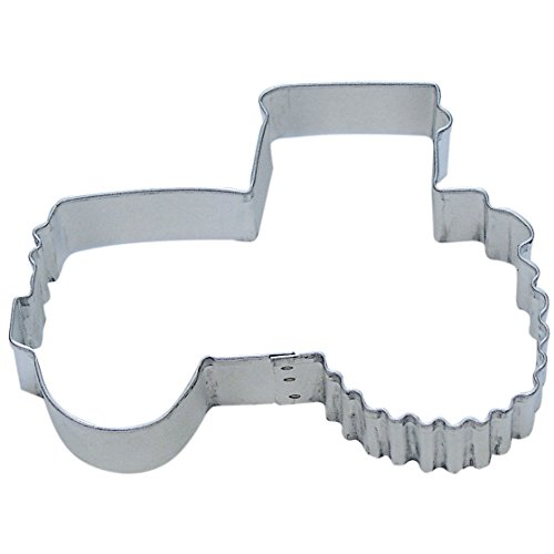 (Tractor Cookie Cutter 4.25 in)