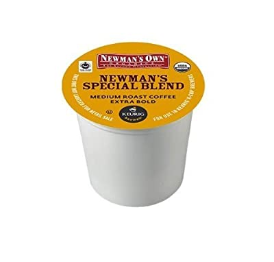 Newman's Own Organics K-Cup Portion Pack for Keurig K-Cup Brewers, Newman's Own Special Blend (Pack of 96), Garden, Lawn, Maintenance