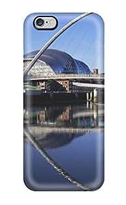 Andrew Cardin's Shop 5207551K15097015 Unique Design Iphone 6 Plus Durable Tpu Case Cover Gateshead Millennium Bridge, England