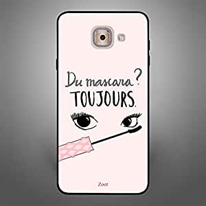 Samsung Galaxy J7 Max Du Mascara Toujours