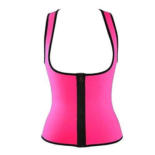 maledery Women Sweat Enhancing Waist Training Corset Waist Trainer Sauna Suit Hot Shaper Sport Vest (both Sides Are Wearable!!!) Hot Sale free shipping