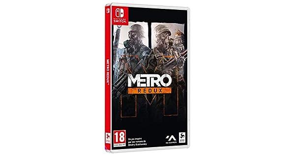 Metro Redux [Importación francesa]: Amazon.es: Videojuegos