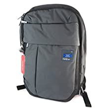 Backpack 'Hedgren'carbon gray - 46x30x15 cm (18.11''x11.81''x5.91'') (special tablet).