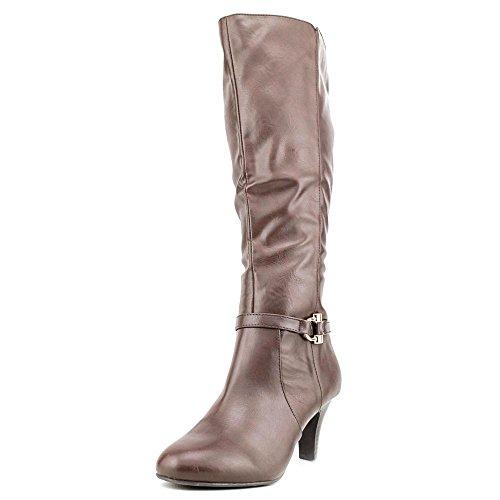 Karen Scott Women Hadley Dress Boots Brown lorkCiLx