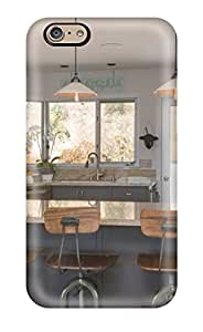 Cassandra Byers KQBmNsc8888njlcO Protective Case For Iphone 6(industrial Kitchen With Eat-in Counter)
