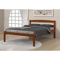 DONCO Kids 575-FE Econo Bed, Full, Light Espresso
