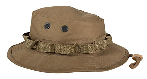 Rothco Boonie Hat Coyote - (7.75) Inch]()