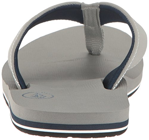 Volcom Chanclas Victor, Color: GREY COMBO, Size: 43 EU (10 US / 9 UK)