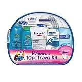 Herbel Essence 10 Piece Beauty Travel Kit - TSA Compliant