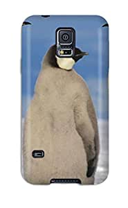 Galaxy S5 Case Cover With Shock Absorbent Protective SBRPKoP11206cEnza Case