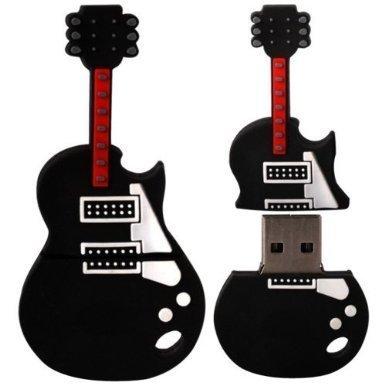Cle USB 2.0 8 GO en Guitare