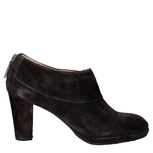 Botas para mujer, color Negro , marca STONEFLY, modelo Botas Para Mujer STONEFLY GRETA 1 Negro Gris antracita