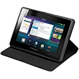 Research in Motion Leather Convertible Case for BlackBerry Playbook (ACC-40279-301)