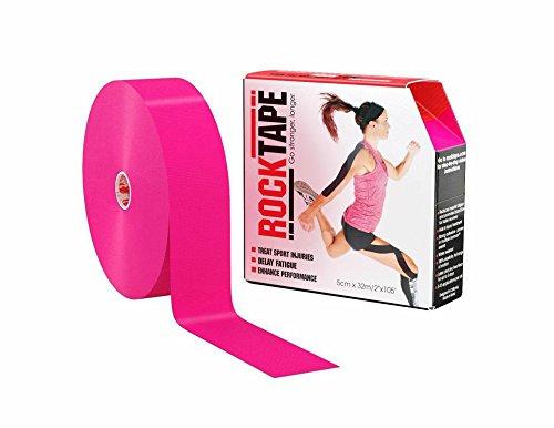 RockTape, Pink, 2'' x 105' (5cm x 32m)