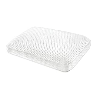SensorPEDIC Oversized Luxury Extraordinaire Gel-Infused Memory Foam, White Pillow