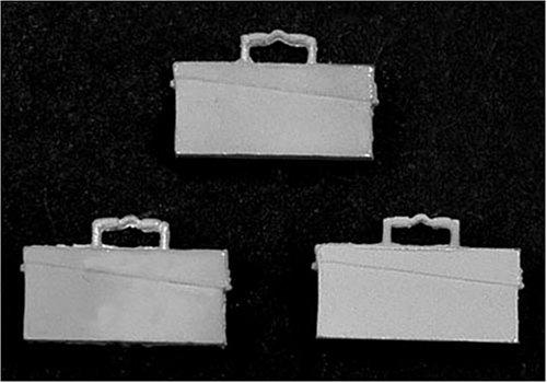 アンドレアミニチュアズ S5-A15 3 MG42 Ammunition Cans