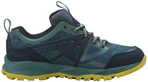 Bolt Waterproof Shoe Sagebrush Womens Green Leather Hiking Merrell Capra SEwqA