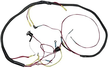 wiring harness for ford 3000 amazon com complete tractor 1100 0582hn wiring harness  for ford  tractor 1100 0582hn wiring harness