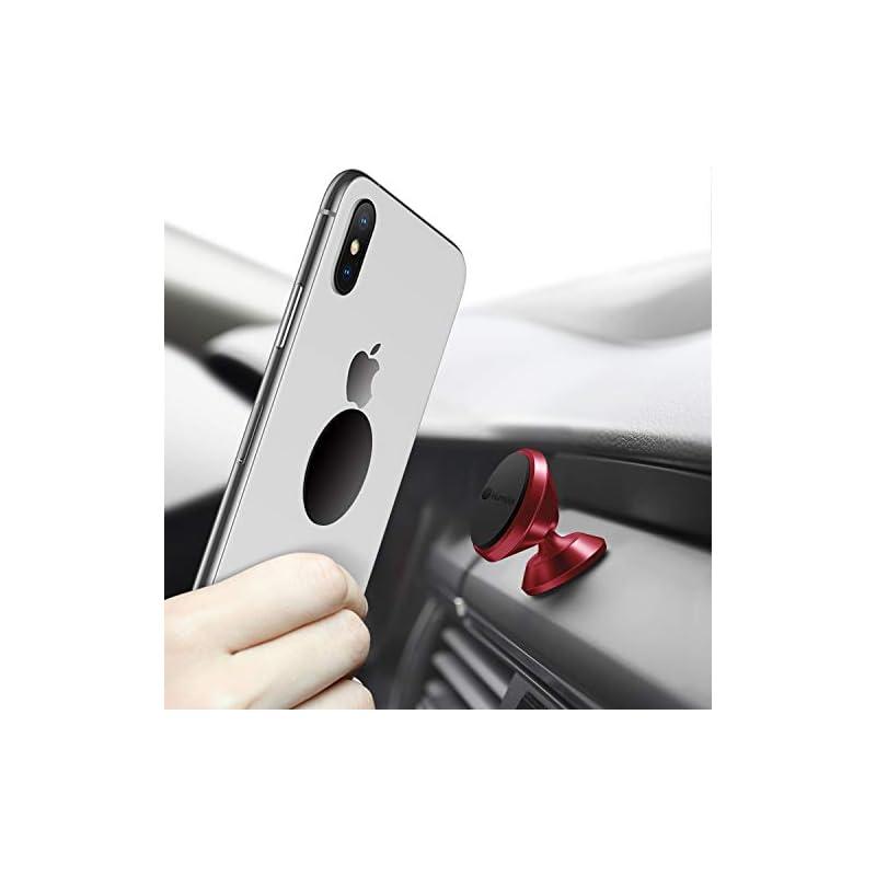 Magnetic Car Phone Mount, Humixx Univers