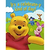 Winnie the Pooh Invitations 8ct