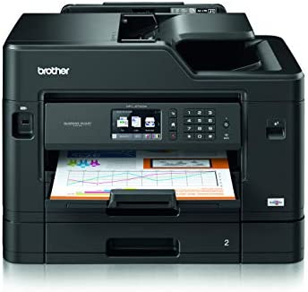 Brother MFCJ5730DWG1 - Impresora Color multifunción, Negro - [Importado Alemania]