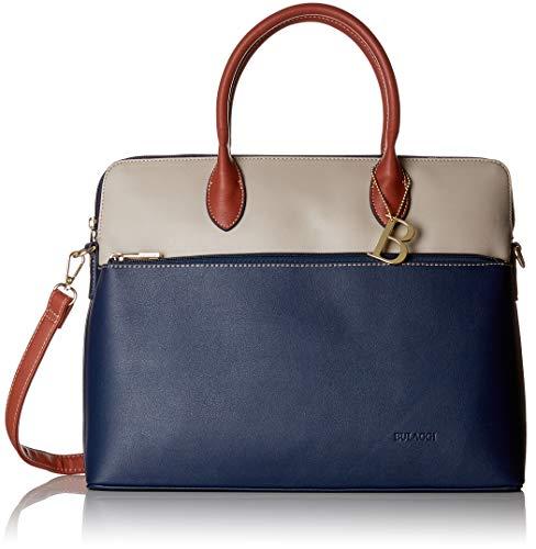 Blau Portable Ordinateur H Sacs dunkel Bulaggi Abby Cm X Pour b Bleu Laptopbag Femme T 28x9x37 zwxBfCqx