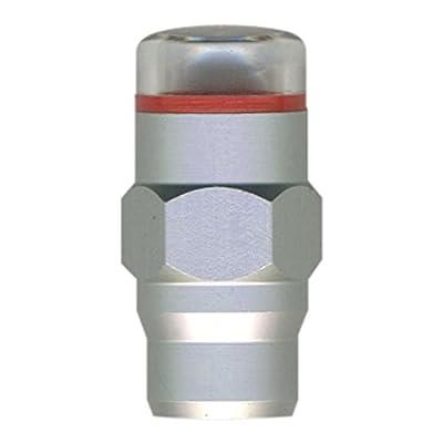 Slime S20222 Tire Pressure Valve Cap, 36 PSI (4-Piece Set): Automotive