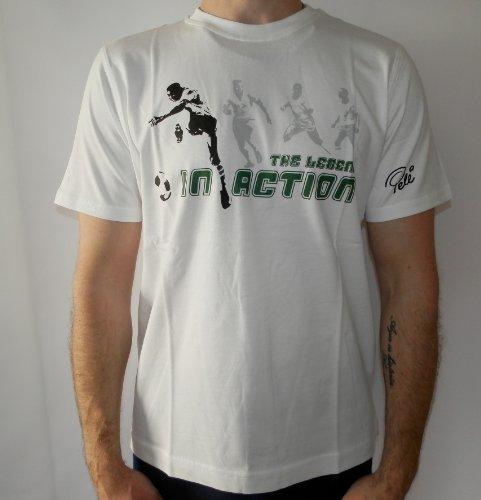Pattern shirt speciale Soccer Pele T Brasile Collector Cup diversi colori bianco Puma 2014 World 4TdwX6q