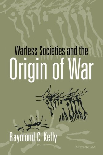 Warless Societies and the Origin of War