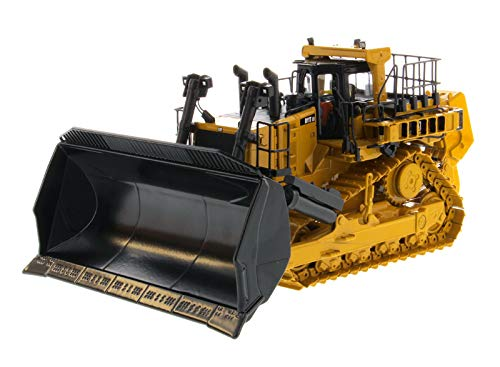 Diecast Masters CAT Caterpillar D11T CD Carrydozer with Operator High Line Series 1/50 Diecast Model 85567
