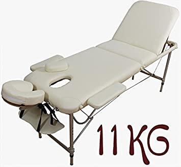 Table De Massage   Alu   Seulement 11kg, Pliante Confort, Beaucoup  Du0027accessoires