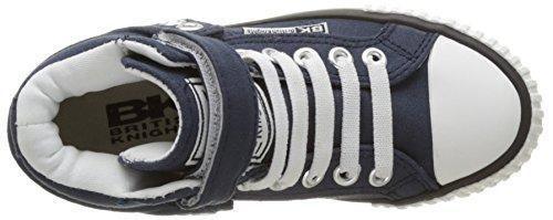 British Knights Roco B39-3723c-05, Zapatillas Altas para Niños azul (Blue)