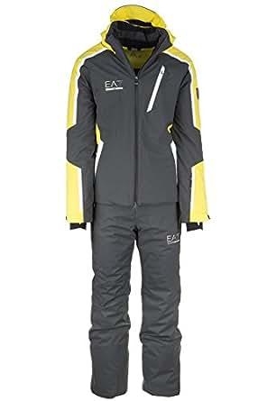 Amazon.com: Emporio Armani EA7 Men's ski Suit Jacket