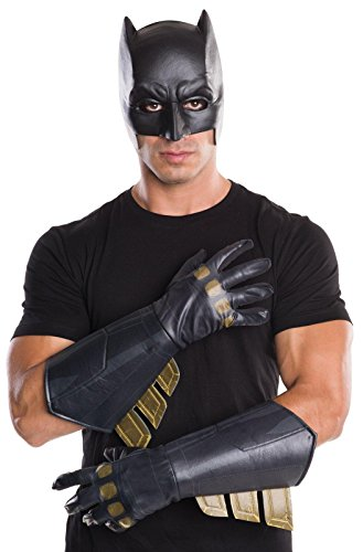 Rubie's Men's Batman v Superman: Dawn Of Justice Batman Gauntlets