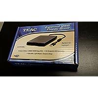 Teac FD05PUB/KIT/B 1.44MB External USB Black Floppy Disk Drive