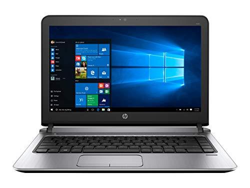 (Renewed) HP Intel 6th Gen Core i5 6200U 13.3-Inch (33.78 cms) 1366×768 Laptop (8 GB/500 GB HDD/Windows/MS Office /Intel/Black/2.30 Kg), Probook 430 G3
